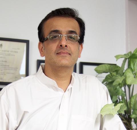 Ashish Pahwa - Principal Architect