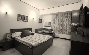 Jain Residence Interiors 2002