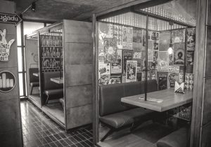 Capsule Lounge bar Hauz Khas VIllage, New Delhi