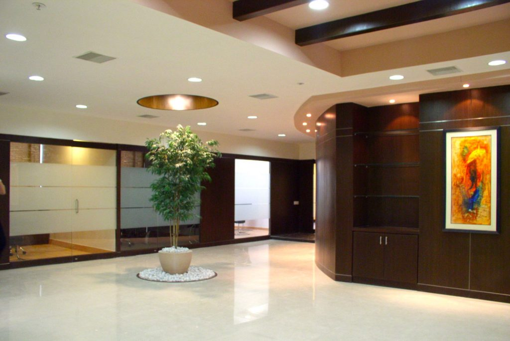 EGL Office Corporate Interiors Gurgaon