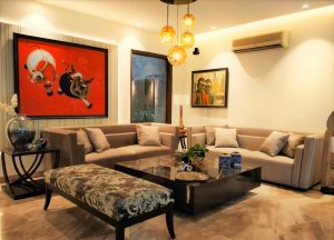 Interiors- Agarwal New Friends Colony 2018